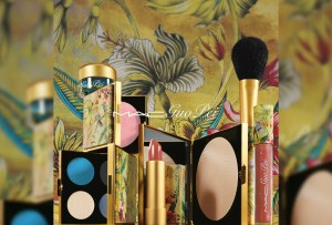 Alta costura china para el make up de MAC