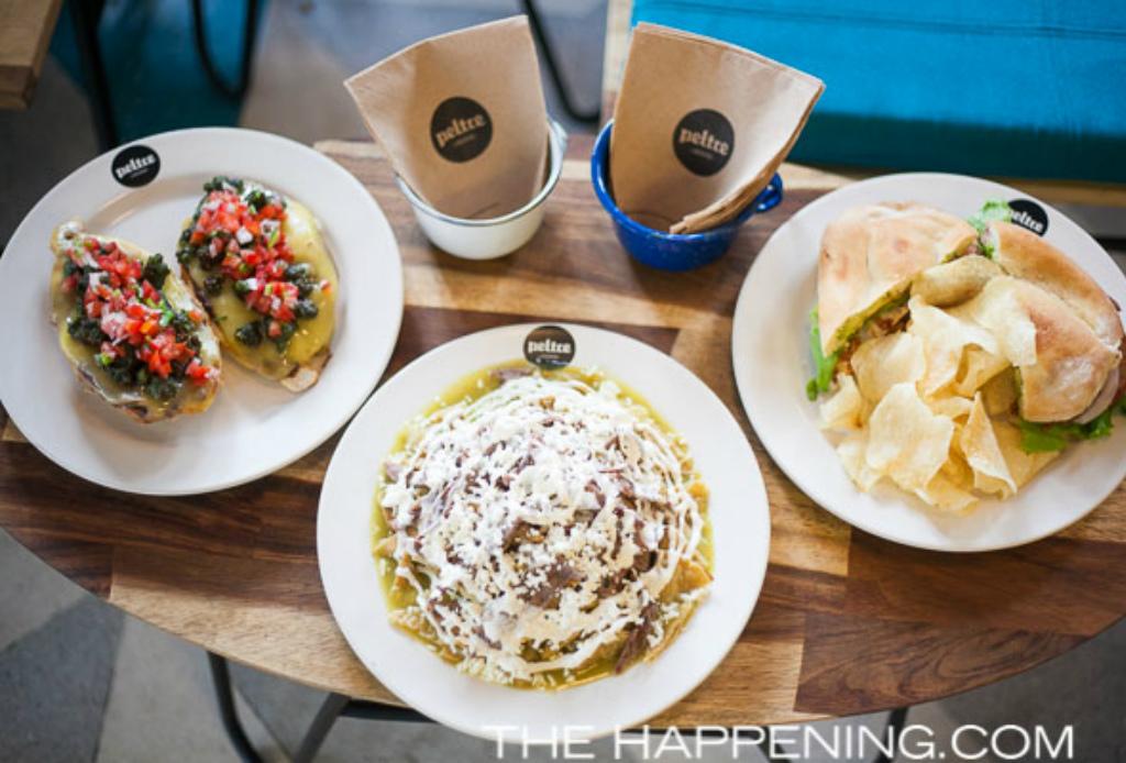 Los lugares MUST para desayunar con tus mejores amigas en la CDMX - PELTRE
