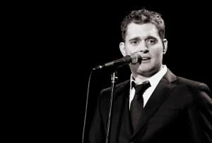 Una playlist para los fans de Michael Bublé