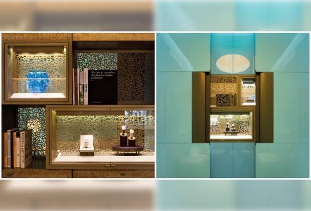 Parmigiani Fleurier abrió su primera boutique de Estados Unidos - parmigiani-3-1024x694
