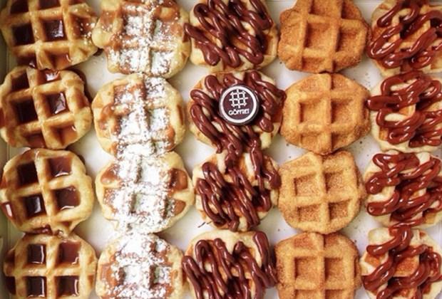 Los mejores waffles de la CDMX, ¡tienes que probarlos ya! - Goffret-waffles-1024x694