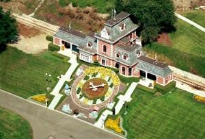 ¿Algún interesado en comprar Neverland de Michael Jackson?
