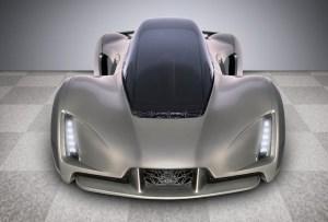 Blade: el primer coche impreso en 3D