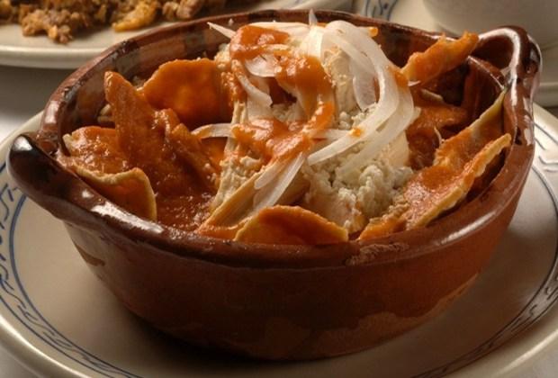 Los mejores lugares para comer chilaquiles en la CDMX - el-cardenal-chilaquiles1-1024x694