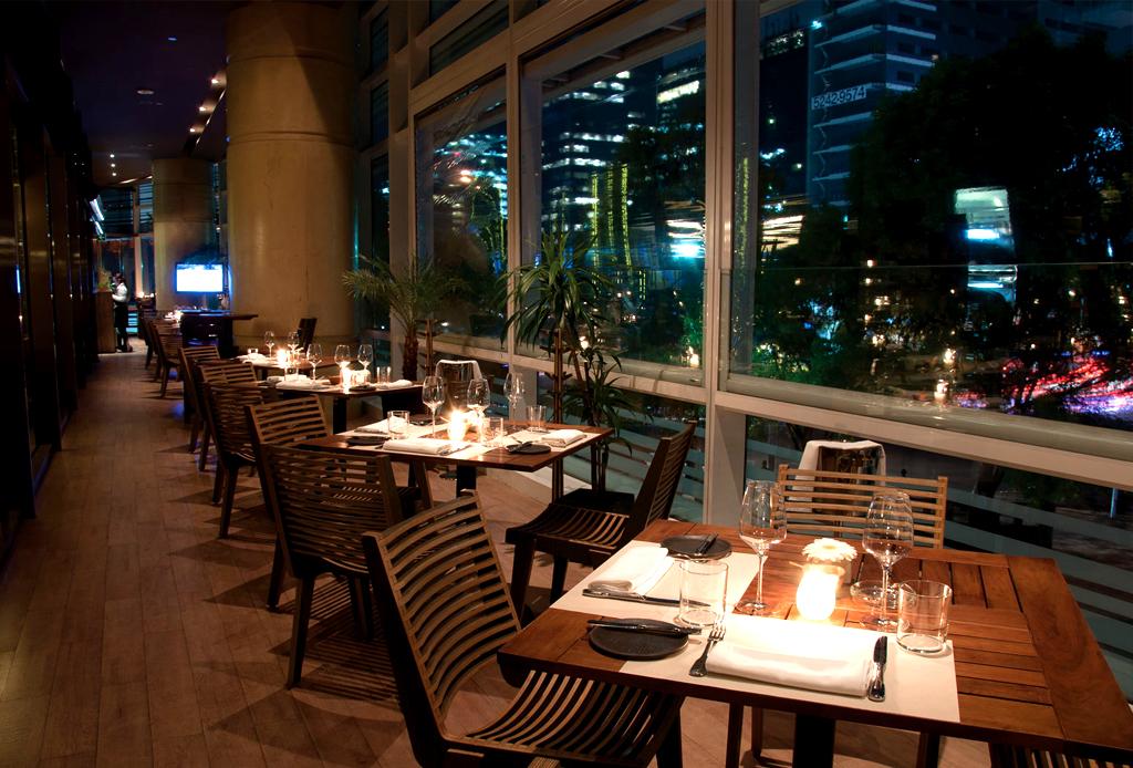 Los 12 restaurantes m s exclusivos en la cdmx for Restaurante la terraza de la casa barranquilla