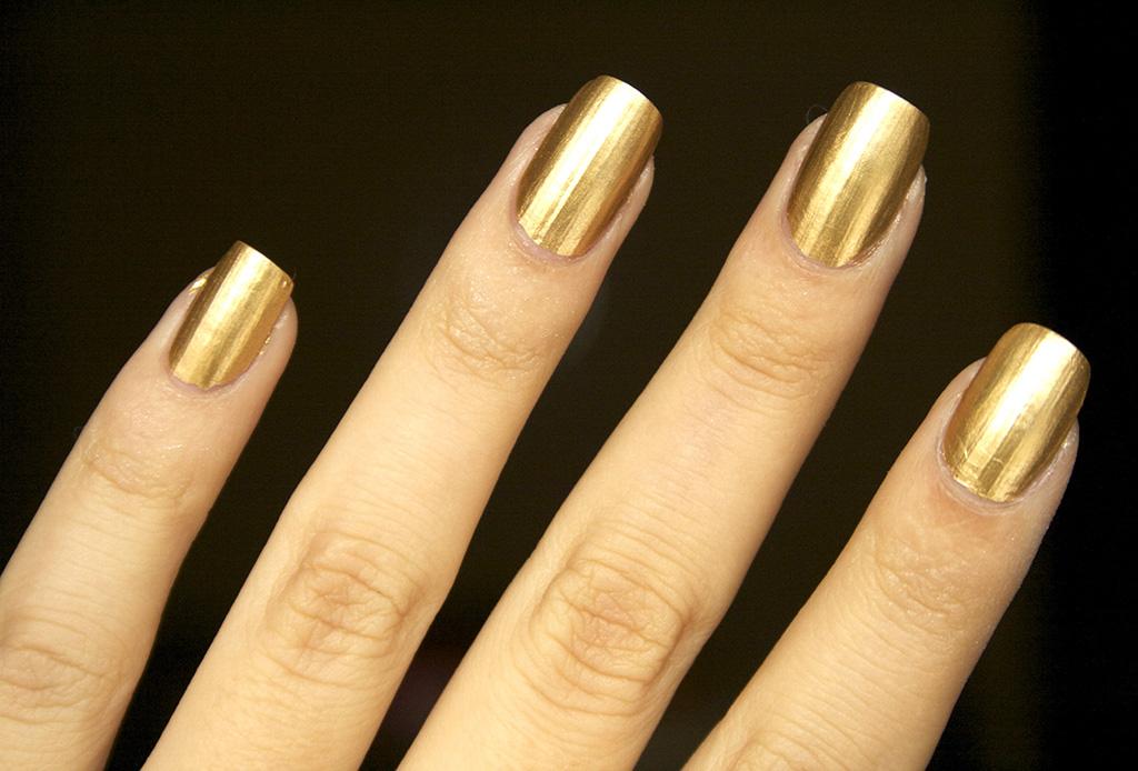El manicure más caro del mundo