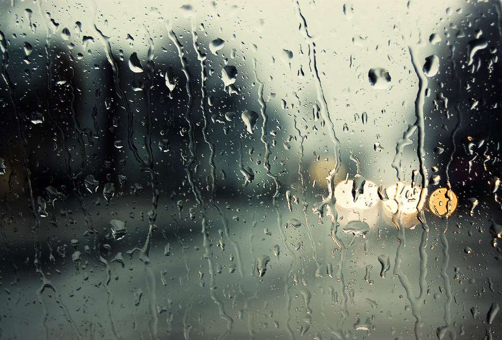 Una gran playlist para la lluvia