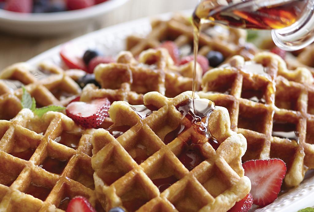 Los mejores waffles de la CDMX, ¡tienes que probarlos ya!