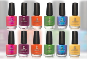 Dale color al verano con Jessica Nails