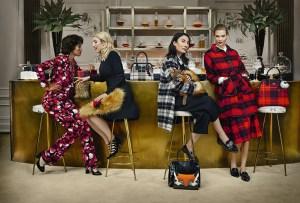 Karlie Kloss protagoniza la nueva campaña de Kate Spade