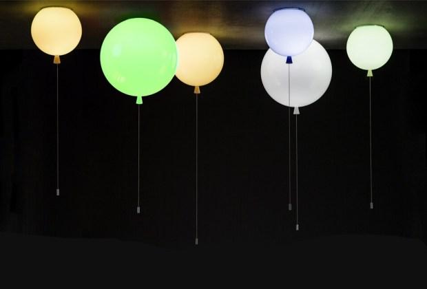 Ilumina tu habitación con ¿globos? - lamparas-globos-klimek-3-1024x694