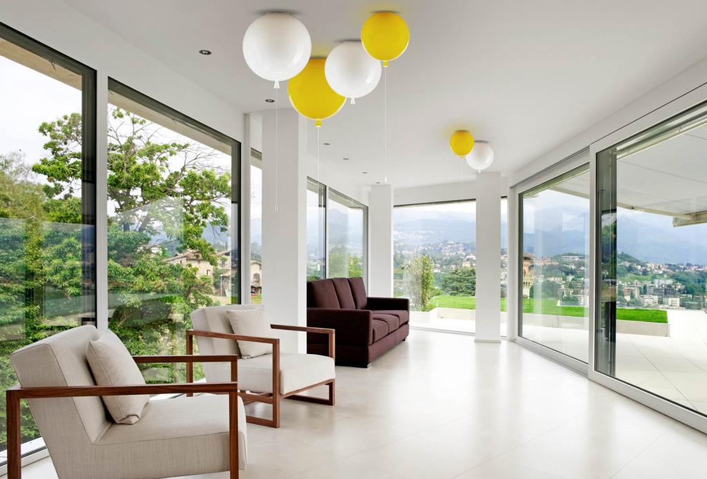Ilumina tu habitación con ¿globos?