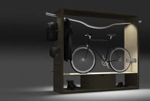 El mueble perfecto para guardar tu bici
