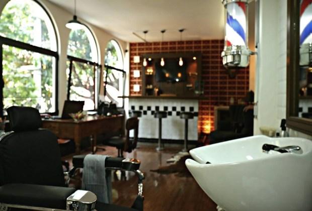 Las barberías que debes conocer en la CDMX - the-barbers-spa-1024x694