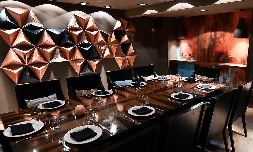 Los restaurantes m s cool de polanco for Fachadas de restaurantes modernos