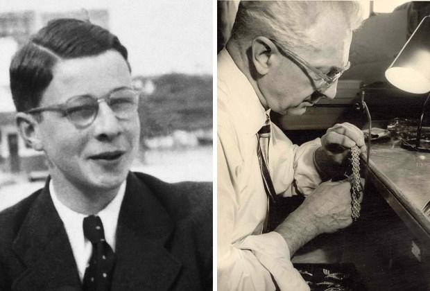 H.Stern celebra 70 años de historia - Hans-Stern-de-joven-talleres-1024x694