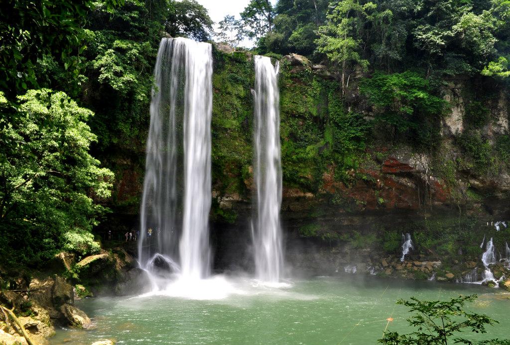 Top 5: las cascadas más impresionantes de México - Misol-ha