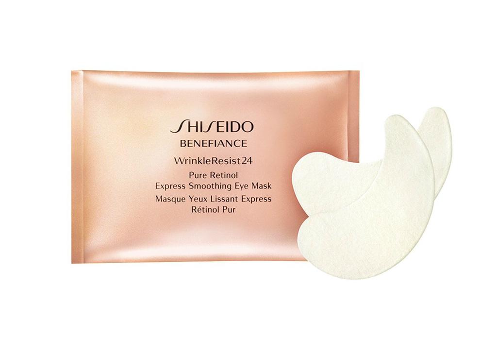 4 mascarillas para los ojos que te van a cambiar la vida - Shiseido
