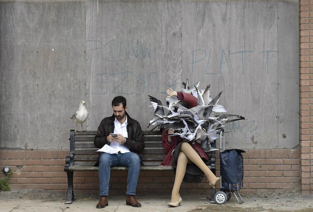 Conoce el parque de diversiones de Banksy - banksys-dismaland