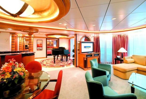 Las 5 suites de cruceros más exclusivas del mundo - royal-suite-adventure-of-the-seas-1024x694