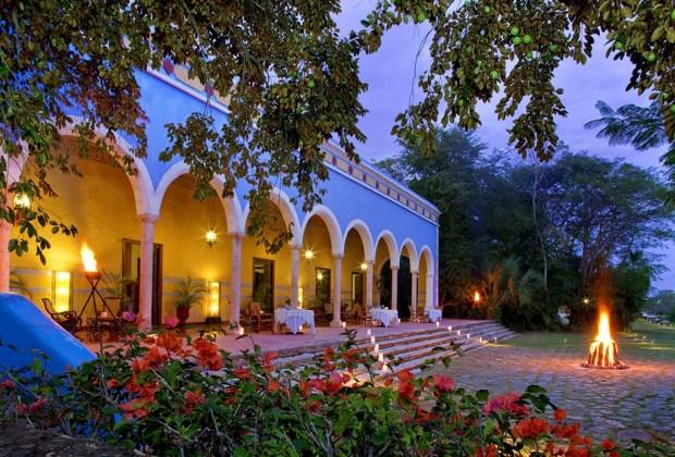 5 impresionantes haciendas en México para casarse - santa-rosa-hacienda-2-1024x694