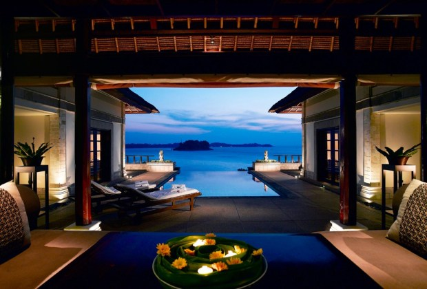 Los hoteles más exclusivos de México Vol. I - Banyan-Tree-Mayakoba-1024x694