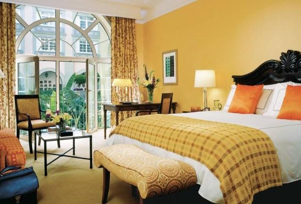 Los 10 mejores hoteles para hospedarte en el D.F. - Four-seasons-mexico-city-1024x694