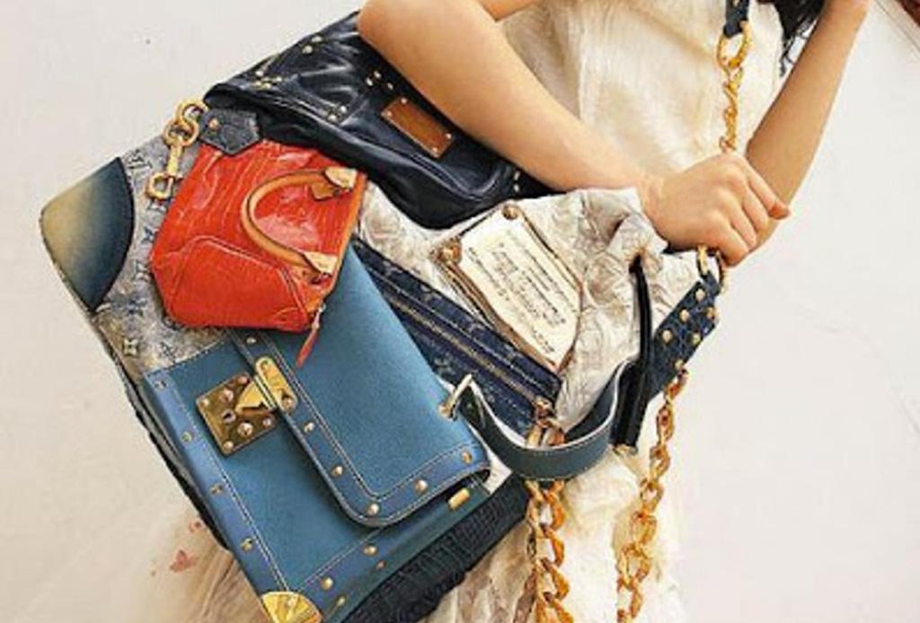 Las 10 bolsas más caras de la historia - LV-Tribute-Patchwork-Bag