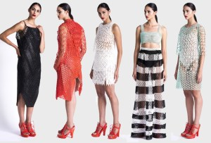 Conoce la primera colección de ropa TOTALMENTE impresa en 3D