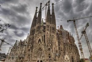 Así se verá la Sagrada Familia terminada