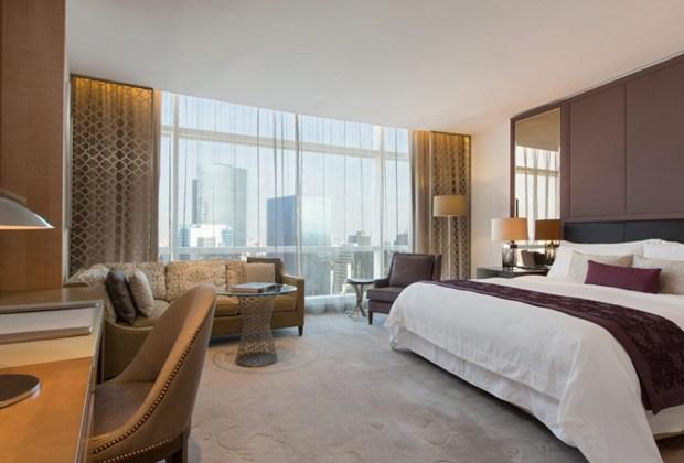 Los 10 mejores hoteles para hospedarte en el D.F. - St-regis-mexico-city-1024x694