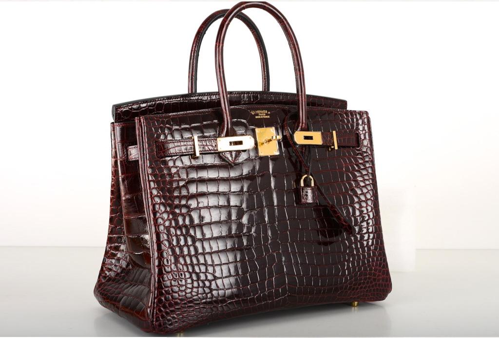 Las 10 bolsas más caras de la historia - The-Crocodile-Birkin-Bag-by-Hermes