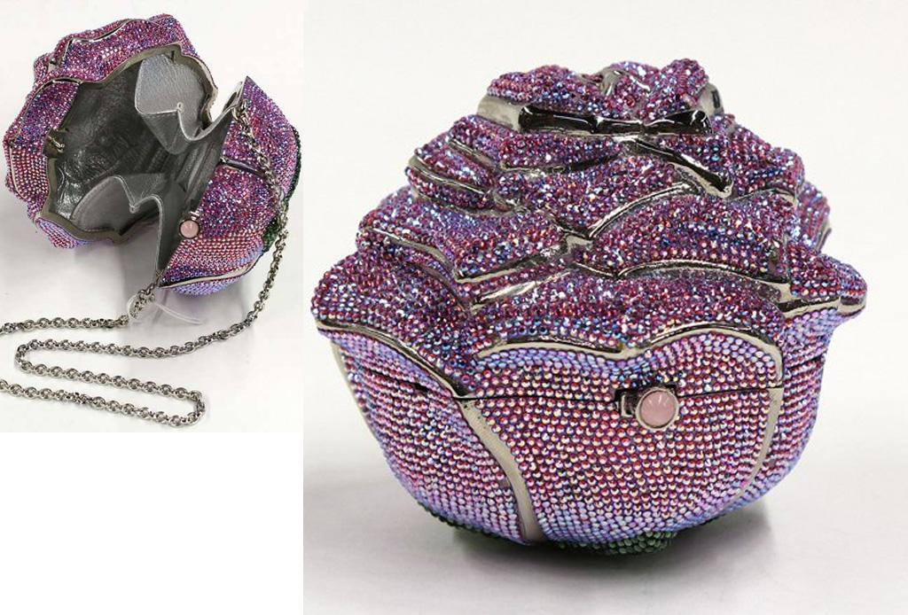 Las 10 bolsas más caras de la historia - The-Precious-Rose-Bag-by-Leiber