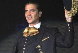 QUIZ: ¿Qué canción de Alejandro Fernández eres?