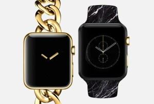 ¿Cómo se vería un Apple Watch de diseñador?