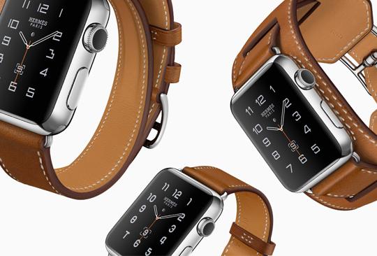 ¿Cómo se vería un Apple Watch de diseñador? - apple-watch-hermes