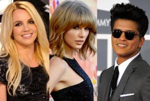 ¿Britney, Taylor o Bruno para el medio tiempo del Super Bowl?