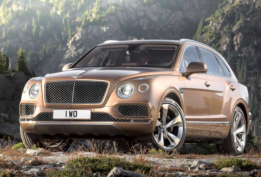Bentley Bentayga: La SUV de la Reina Isabel II
