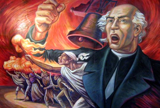 QUIZ: ¿Qué tanto sabes de la independencia mexicana? - grito-independencia