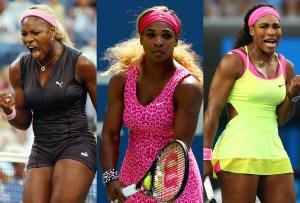 Los looks más cool de Serena Williams