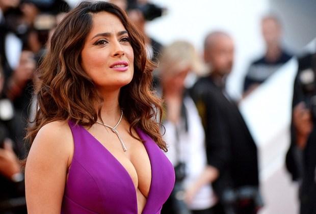 8 mexicanos que han triunfado en Hollywood - salma-hayek-1024x694