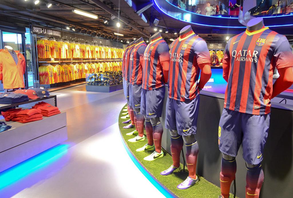 El FC Barcelona abrirá tienda oficial en la capital - tienda-oficial-de-barcelona-mexico-2