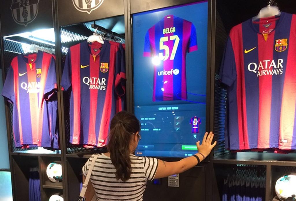 El FC Barcelona abrirá tienda oficial en la capital