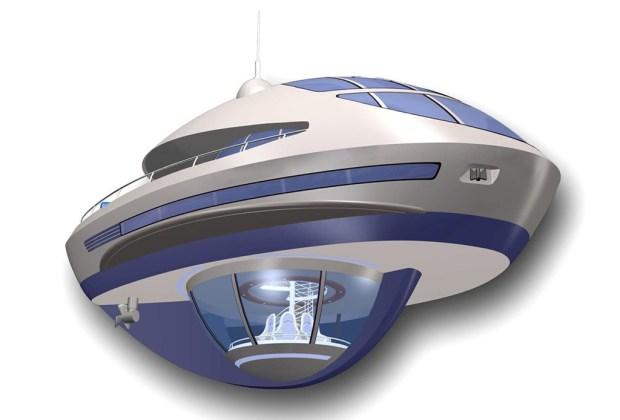 Los 5 yates contemporáneos más originales del mundo - yate-submarino-1024x694