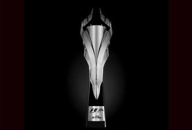 Tane creó el trofeo de la Fórmula 1 - TROFEO-1024x694