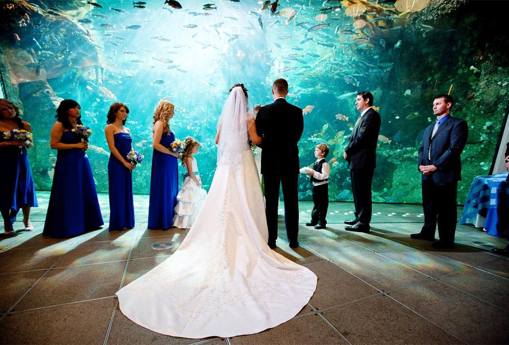 Los 9 lugares m s extra os para casarse - Lugares originales para casarse ...