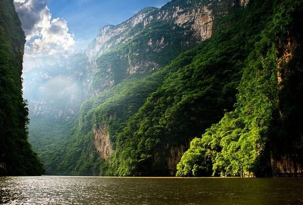 Los 7 destinos de ecoturismo más cool en México - ca%C3%B1on-1024x694