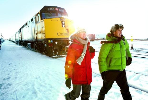 ¿Te gustaría ver la aurora boreal o un oso polar de cerca? ¡Te decimos cómo! - canada-viaje-1024x694