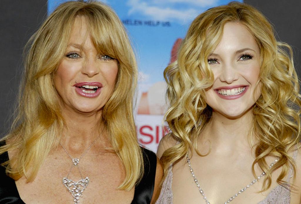 Famosas y sus hijas que parecen gemelas - celebridades-madre-e-hija-8