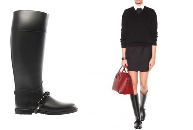 Las rain boots más originales para esta temporada - givenchy-1024x694
